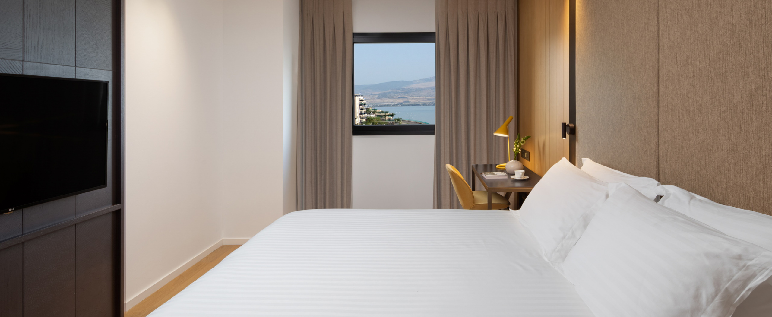 חדר אקונומי - מלון סופיה כנרת טבריה